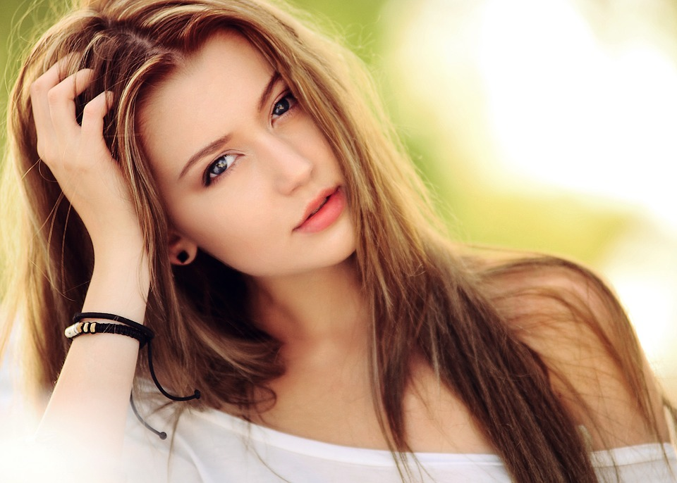 photo portrait Tinder